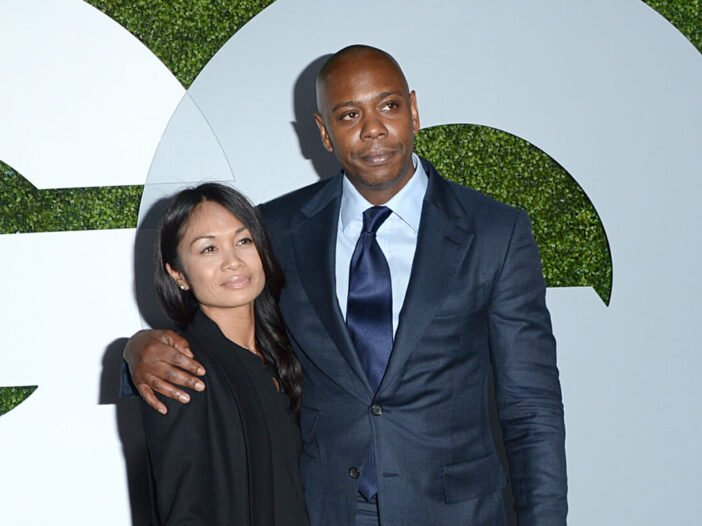 Elaine Chappelle (L) and comedian Dave Chappelle attend the 2014 GQ Men Of The Year party at Chateau Marmont on December 4, 2014 in Los Angeles, California