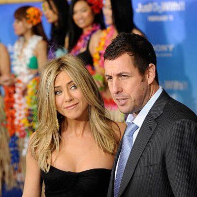 Adam Sandler Jennifer Aniston Rumors