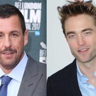 Adam Sandler Robert Pattinson Movie