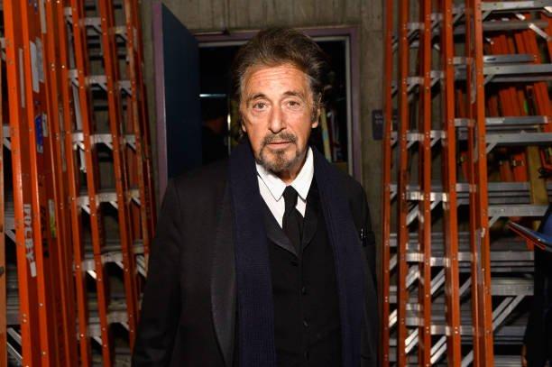 Al Pacino Stomach Cancer