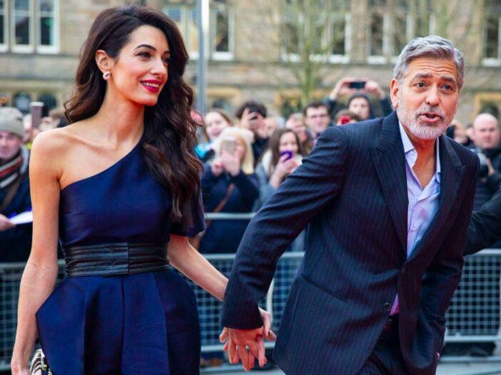 Amal George Clooney Marriage