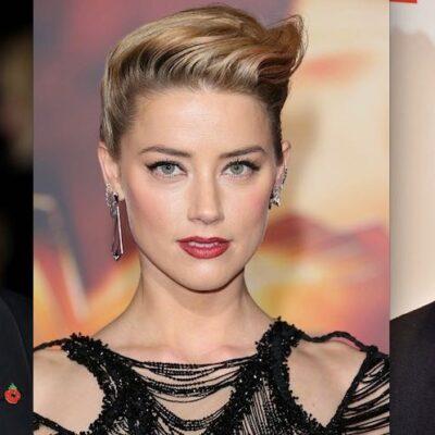 Amber Heard Johnny Depp Elon Musk