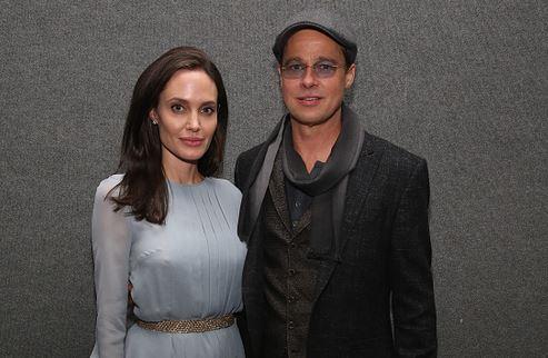 Angelina Jolie Brad Pitt Custody Battle Updates