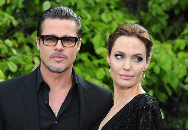 Angelina Jolie Brad Pitt Divorce Work