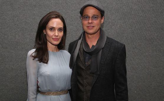 Angelina Jolie Brad Pitt Divorce Settled