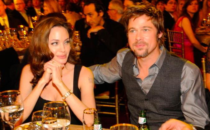 Angelina Jolie Brad Pitt Halloween