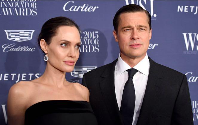 Angelina Jolie Brad Pitt Manny