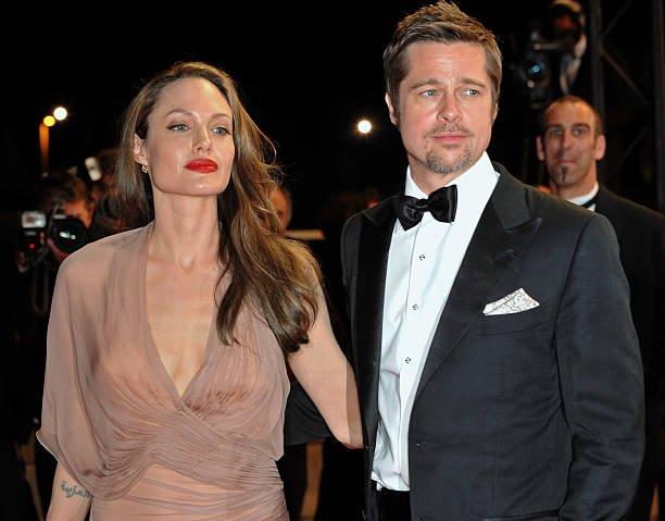 Angelina Jolie Brad Pitt TV Interview