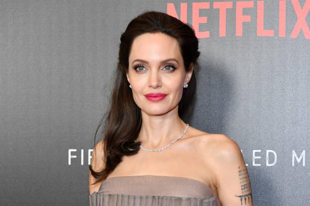 Angelina Jolie British Boyfriend