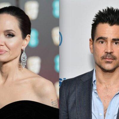 Angelina Jolie Colin Farrell Rekindle Romance