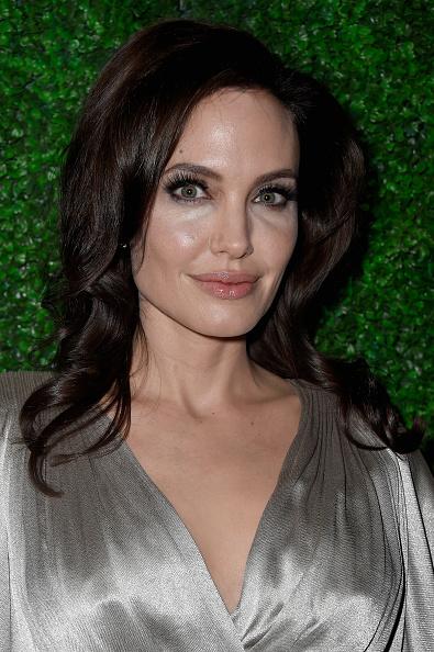 Angelina Jolie dating British man