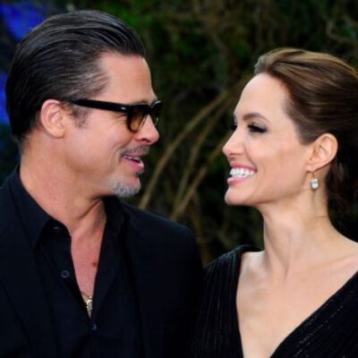 Angelina Jolie Diary Brad Pitt