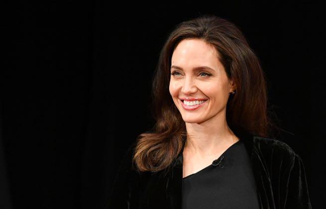 Angelina Jolie Diet Food