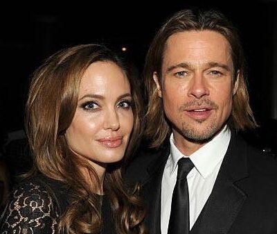 Angelina Jolie Grieving Brad Pitt