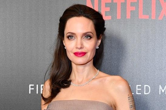 Angelina Jolie Halloween Plans