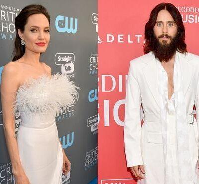 Angelina Jolie Jared Leto Dating