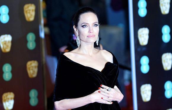 Angelina Jolie Jennifer Aniston Justin Theroux