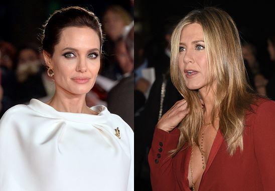 Angelina Jolie Jennifer Aniston Netflix