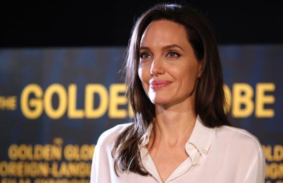Angelina Jolie Secret Romance