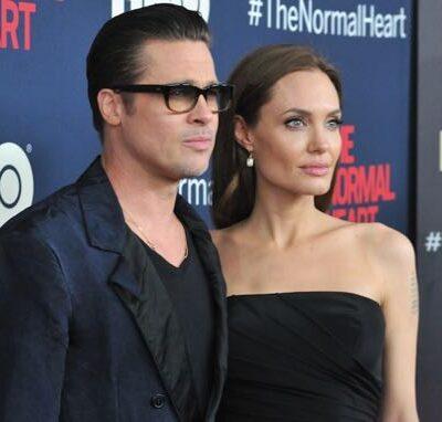 Angelina Jolie Thin Brad Pitt Divorce
