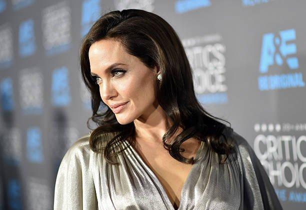 Angelina Jolie Weight Custody Battle