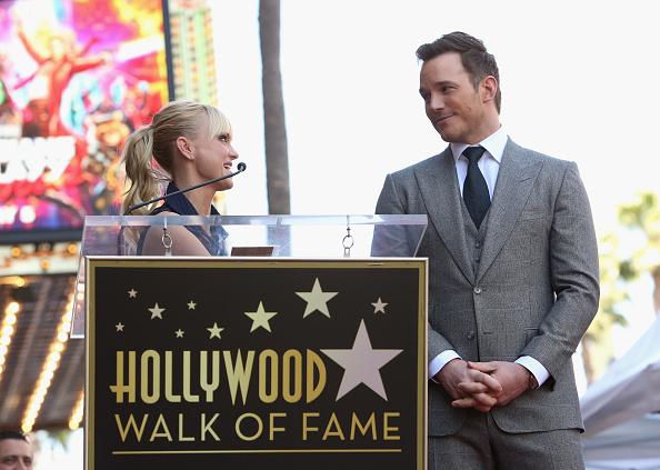 Anna Faris Crying Chris Pratt Split
