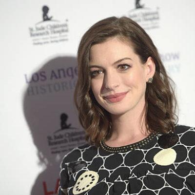 Anne Hathaway Feud Hustle