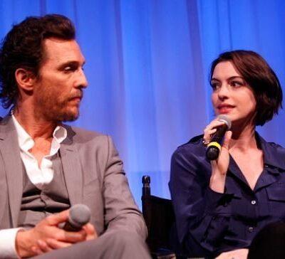 Anne Hathaway Matthew McConaughey Body Odor