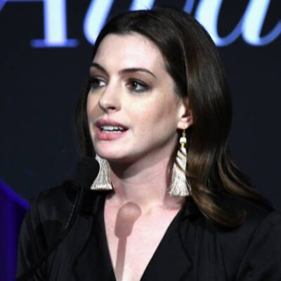 Anne Hathaway White People Evil