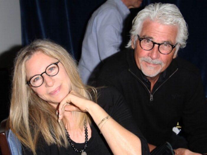 Barbara Streisand James Brolin