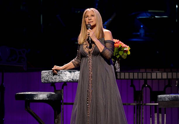 Barbra Streisand Heart Attack