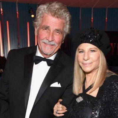 Barbra Streisand James Brolin Retire