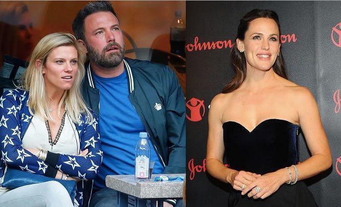 Ben Affleck Jennifer Garner Back Lindsay Shookus