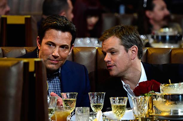 Ben Affleck Matt Damon Life Coach