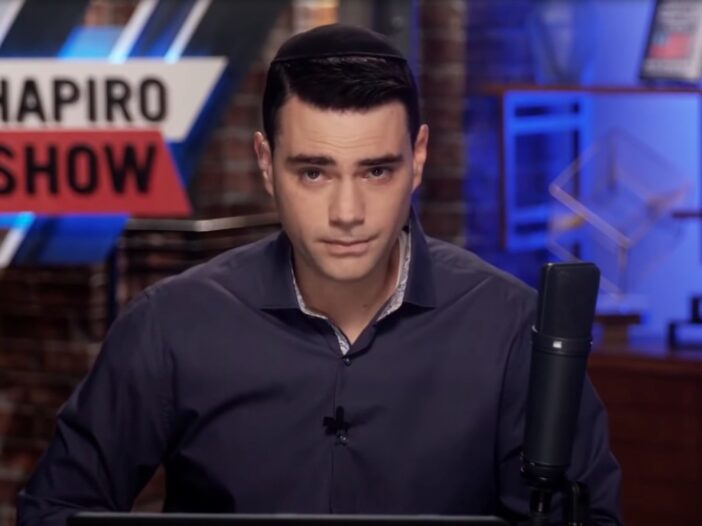 Ben Shapiro on The Ben Shapiro Show