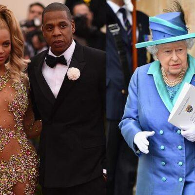Beyonce Jay-Z Buckingham Palace