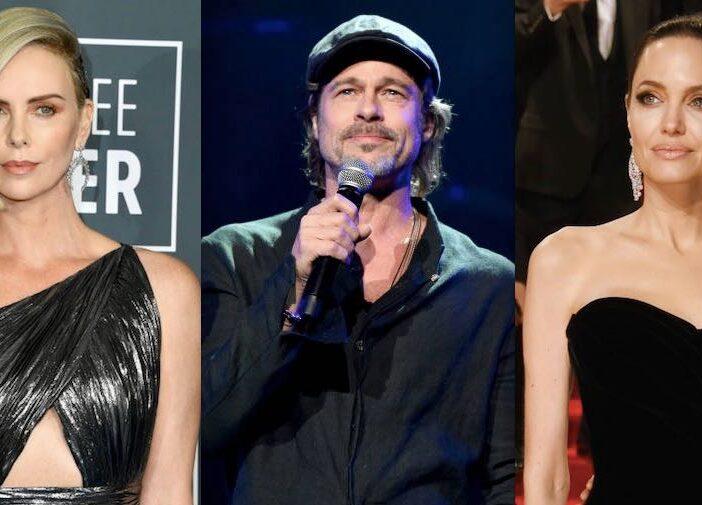 Brad Pitt Angelina Jolie Charlize Theron Spy