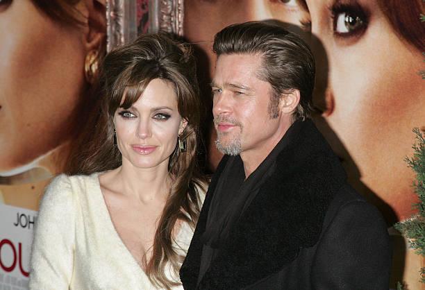 Brad Pitt Angelina Jolie Moved Back