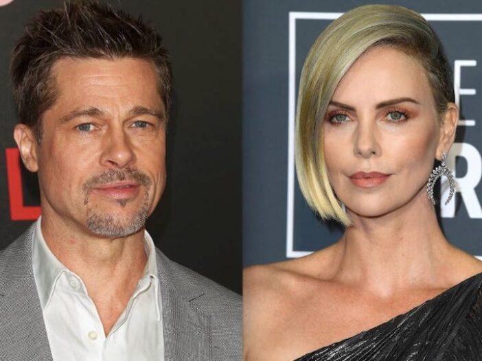 Brad Pitt Charlize Theron Dating