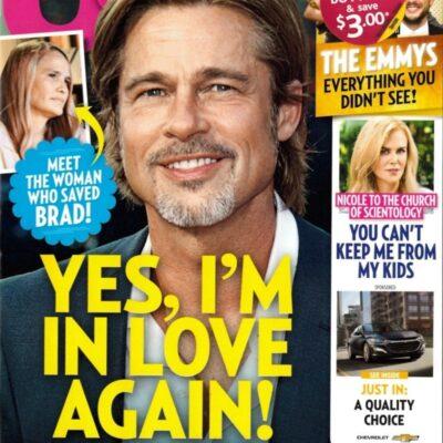 Brad Pitt Charlize Theron Sat Hari Khalsa