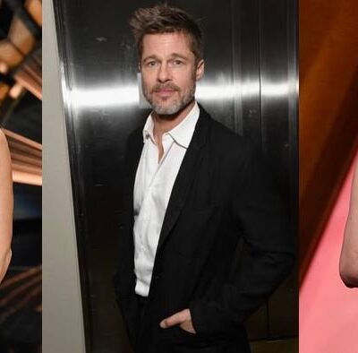 Brad Pitt Jennifer Aniston Angelina Jolie Oscars