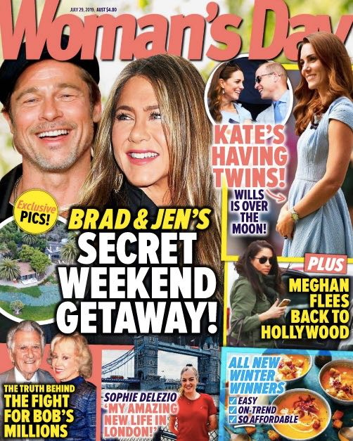 Brad Pitt Jennifer Aniston Beach House