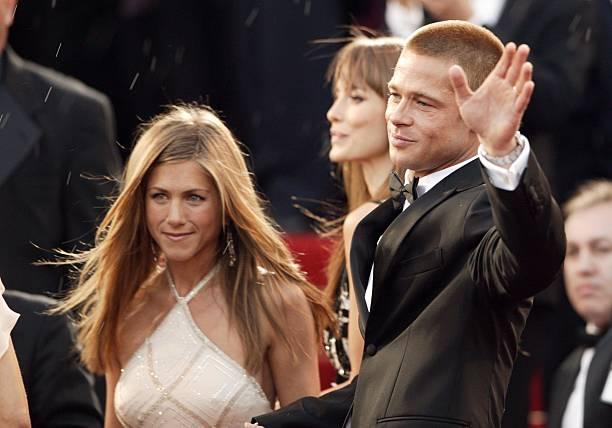 Brad Pitt Jennifer Aniston Married Birthday