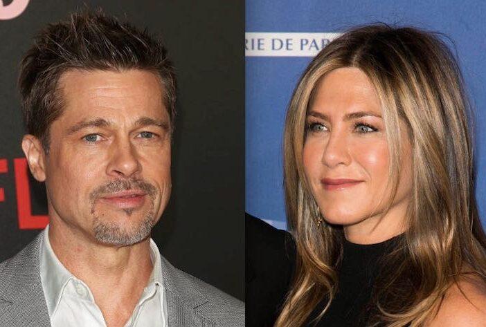 Brad Pitt Jennifer Aniston Movie Rumors