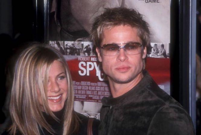Brad Pitt Jennifer Aniston Movie Together