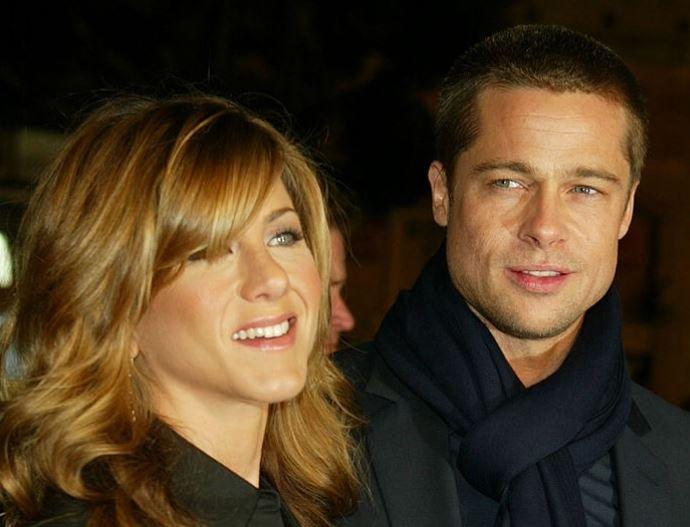 Brad Pitt Jennifer Aniston Romance Back Together
