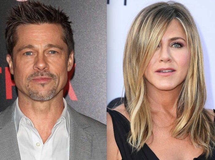 Brad Pitt Jennifer Aniston Sat Hari Khalsa