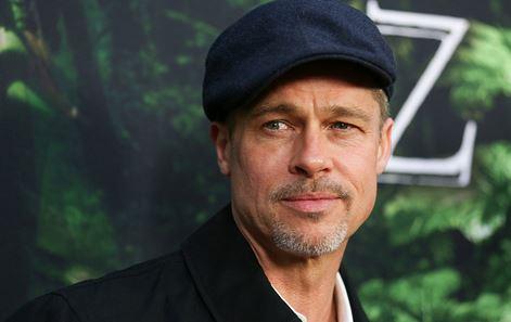 Brad Pitt Looks Divorce