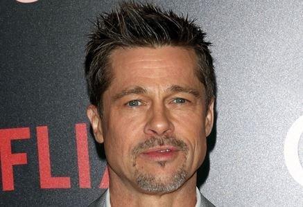 Brad Pitt New Face