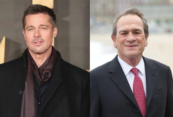 Brad Pitt Tommy Lee Jones